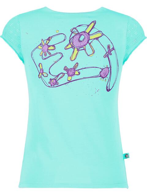 E9 B Rica T-Shirt Kids sky